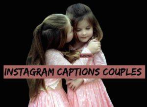 Instagram captions couples