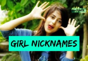 Girl Nicknames