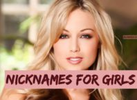 Nicknames For Girls