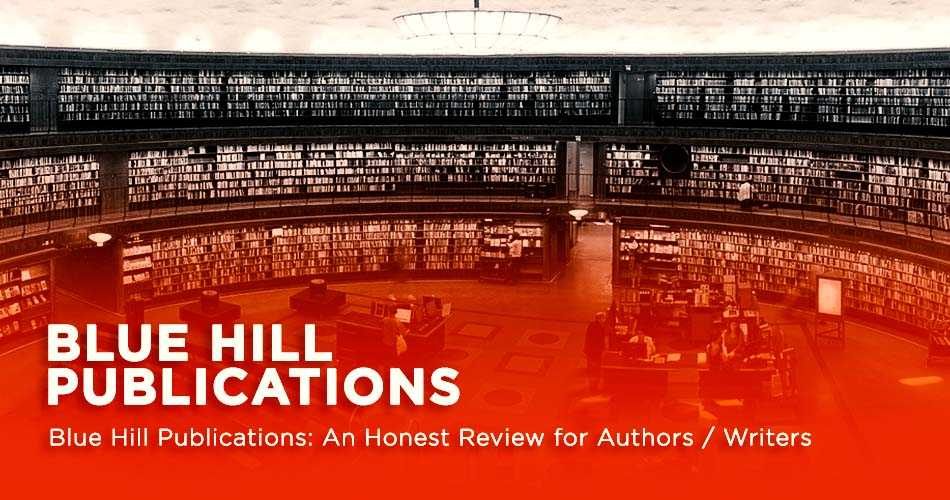Blue Hill Publications