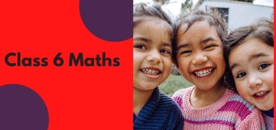 Class 6 math