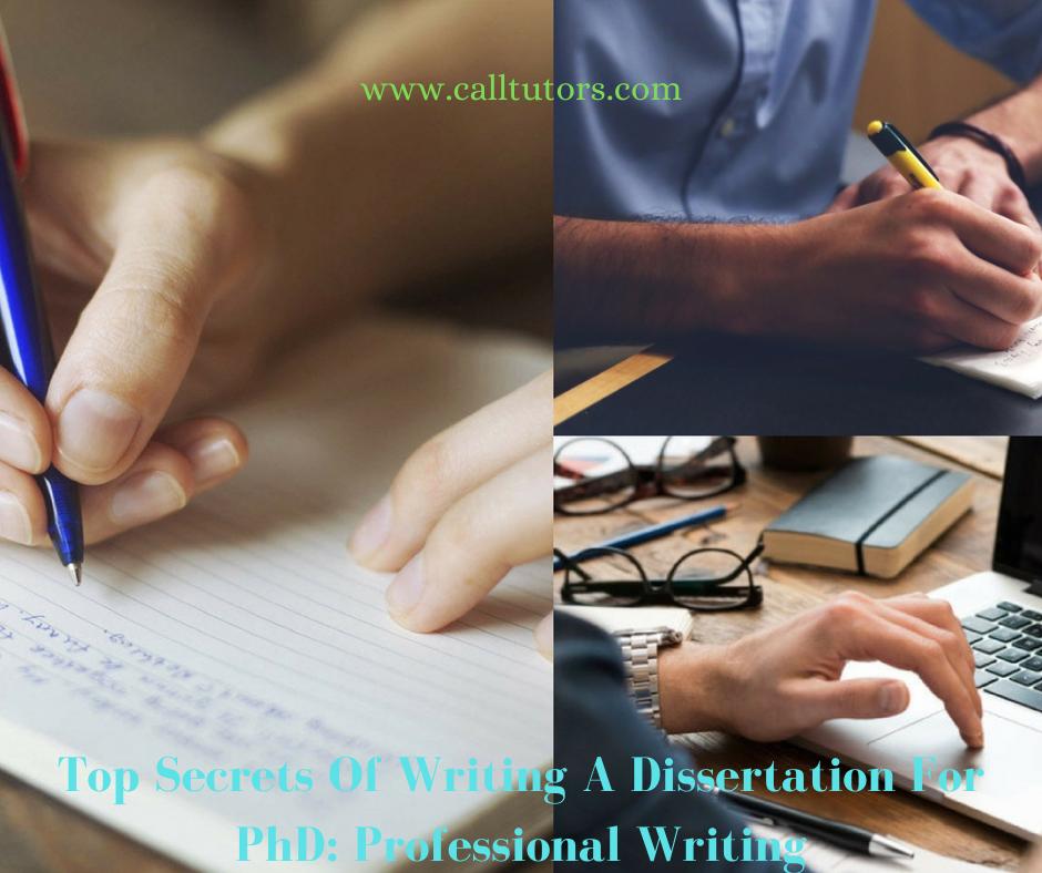 Secrets Of Writing