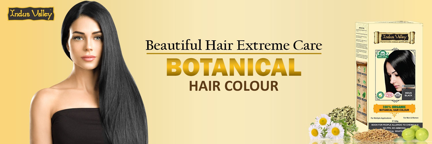 botanical hair colour