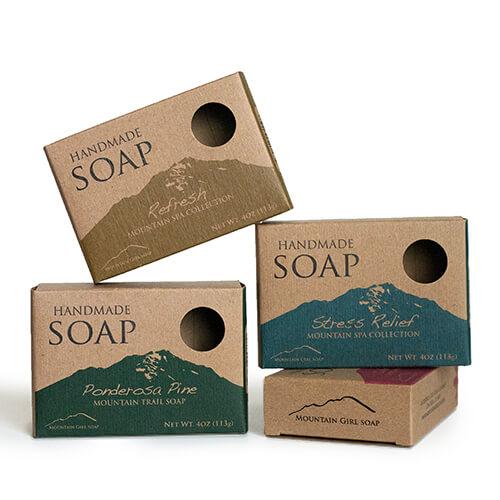 die cut soap boxes